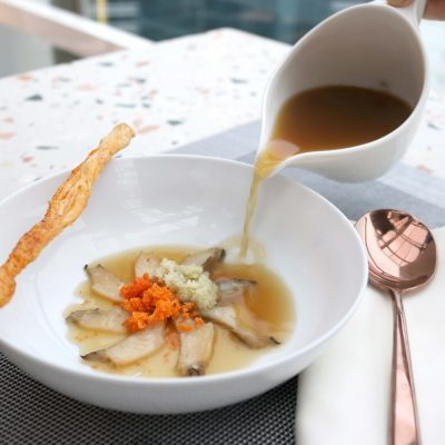 Abalone Consomme