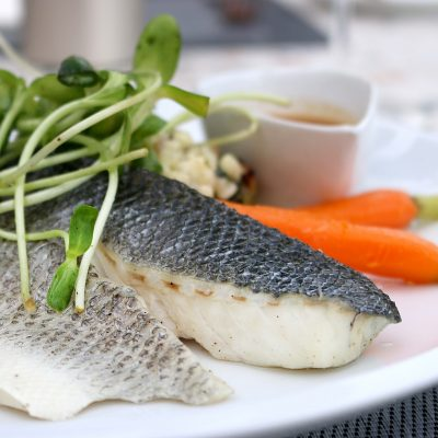 Steamed/Grilled Fish