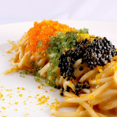 Spaghetti Boutargue Cira D'Abeille